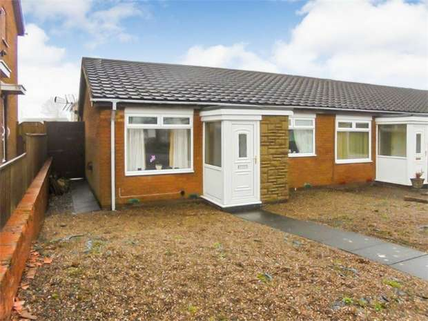 2 Bedrooms Detached Bungalow for sale in Greenway, Chapel Park, Newcastle upon Tyne, Tyne and Wear