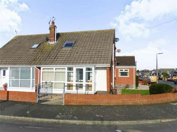 4 Bedrooms Semi Detached Bungalow for sale in Rosemount Avenue, Preesall, Poulton-le-Fylde, Lancashire
