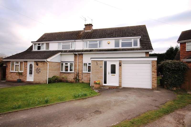 3 Bedrooms Semi Detached House for sale in Shrawley Road, Worcester, WR3