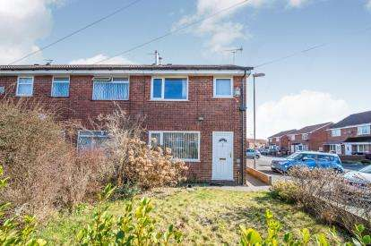 3 Bedrooms End Of Terrace House for sale in Katherine Walk, Fazakerley, Liverpool, Merseyside, L10