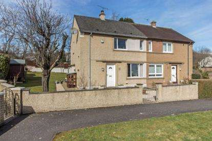 2 Bedrooms Semi Detached House for sale in Craigbank, Sauchie