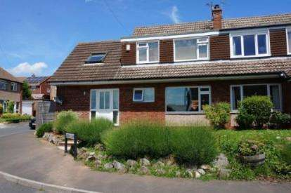 4 Bedrooms Semi Detached House for sale in Taunton, Somerset