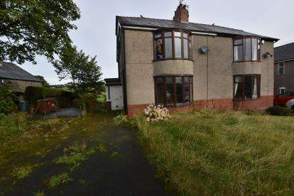 3 Bedrooms Semi Detached House for sale in Ramsgreave Drive, Lammack, Blackburn, Lancashire