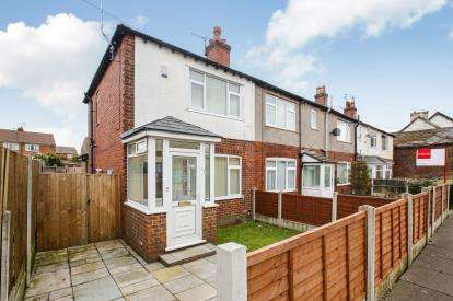 2 Bedrooms Terraced House for sale in Meadow Street, Great Moor, Stockport, Cheshire