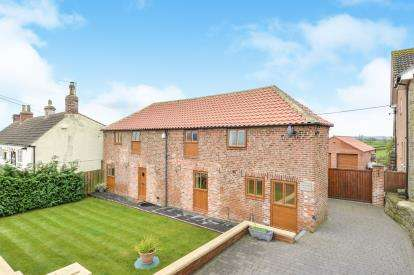 5 Bedrooms Barn Conversion Character Property for sale in South Cowton, Northallerton