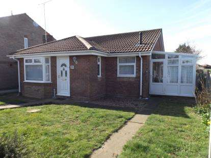 2 Bedrooms Bungalow for sale in Cann Hall, Clacton On Sea, Essex