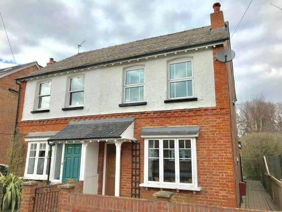 2 Bedrooms Semi Detached House for sale in West Byfleet, Surrey
