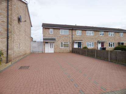 3 Bedrooms End Of Terrace House for sale in Elizabeth Road, Stamford, Lincolnshire