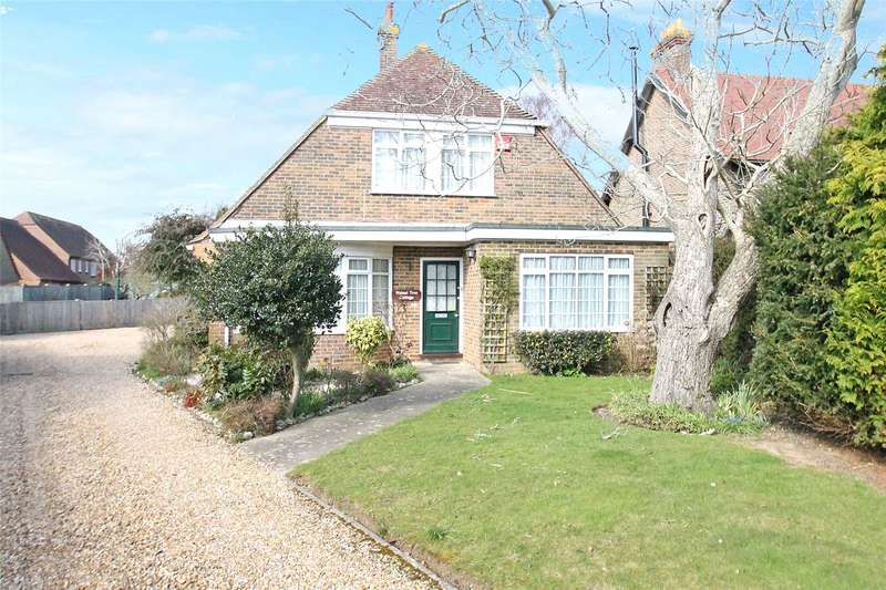 3 Bedrooms Detached Bungalow for sale in Lansdowne Road, Angmering, West Sussex, BN16