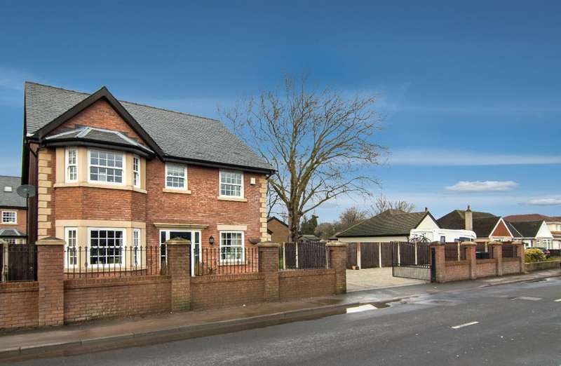 4 Bedrooms Detached House for sale in Westfield Court, Catterall, Preston, Lancashire, PR3 1FG