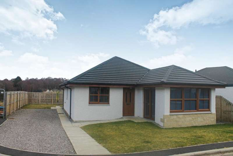 2 Bedrooms Detached House for sale in Wards Croft, Muir of Ord, IV6 7PU