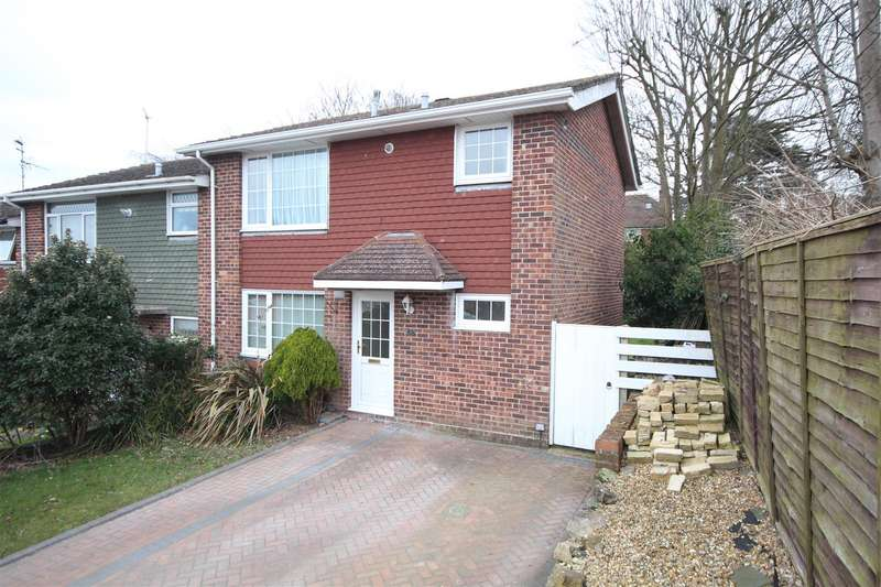 3 Bedrooms End Of Terrace House for sale in Britten Way, Waterlooville