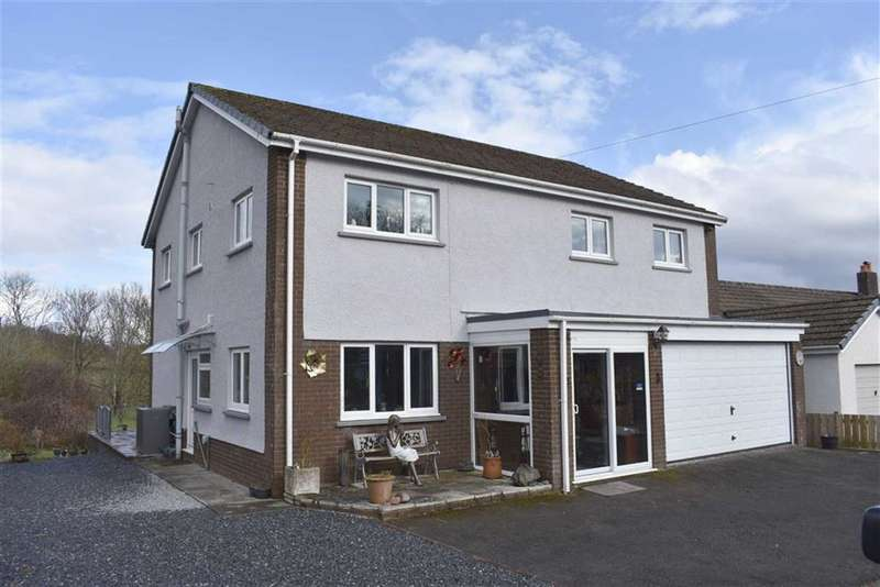 5 Bedrooms Detached House for sale in Cilycwm, Llandovery