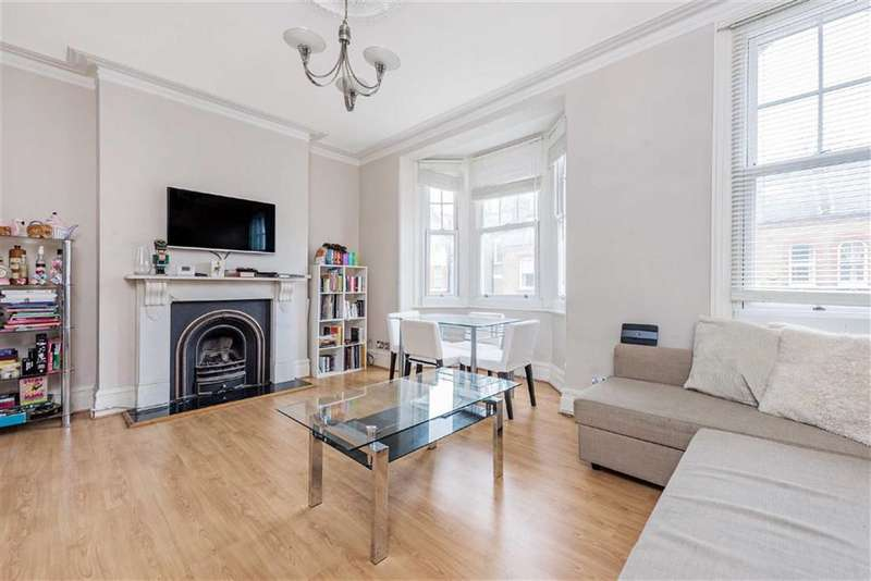 3 Bedrooms Flat for sale in Rosebery Road, Brixton, London, SW2