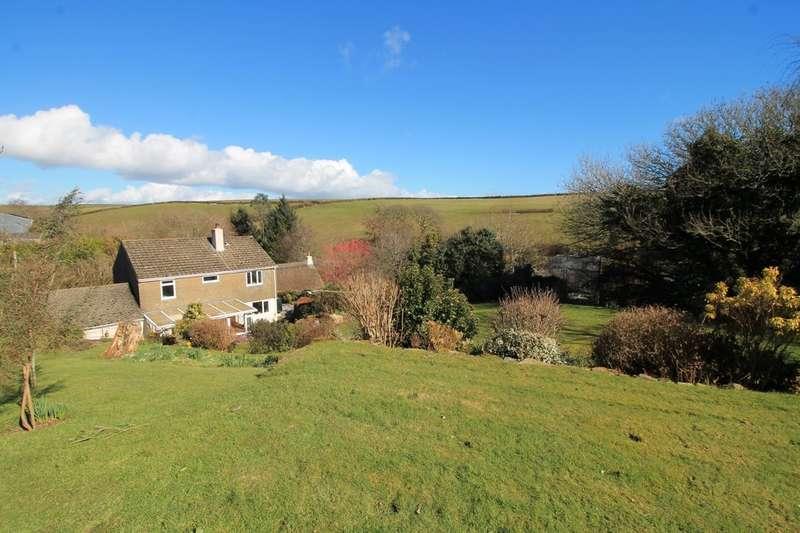 4 Bedrooms Detached House for sale in Ledstone, Kingsbridge
