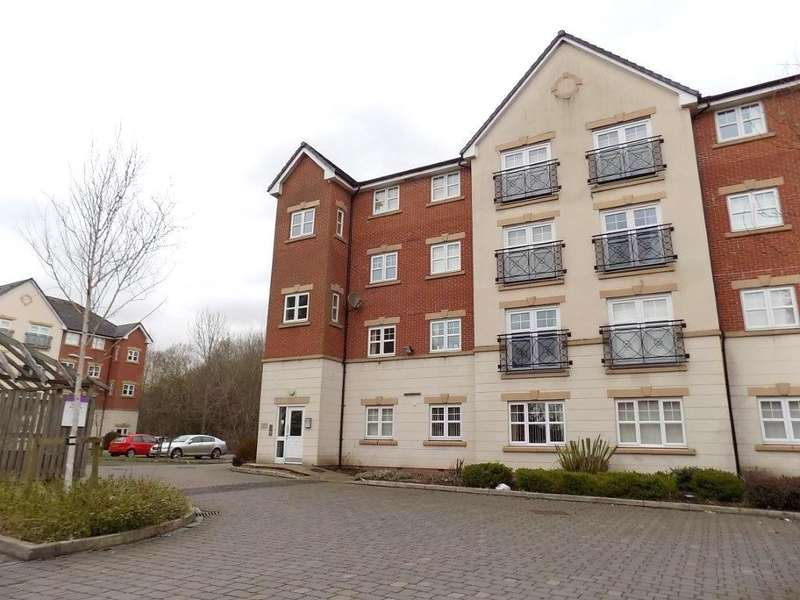 2 Bedrooms Apartment Flat for sale in Astley Brook Close, Bolton, BL1