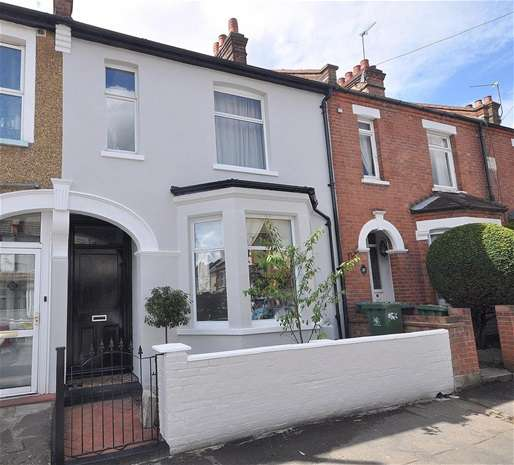 3 Bedrooms Terraced House for sale in Judge Street, Watford