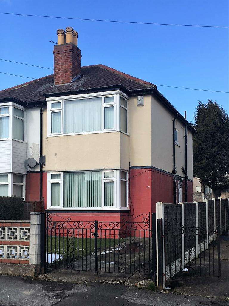 3 Bedrooms Semi Detached House for sale in Amberton Place, Leeds LS8