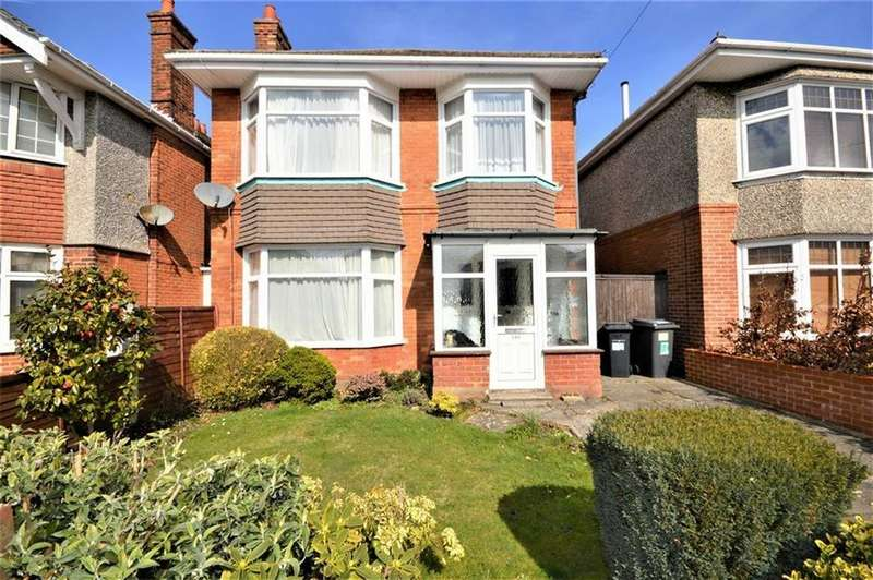 3 Bedrooms Detached House for sale in Portland Road, Bournemouth, Dorset, BH9