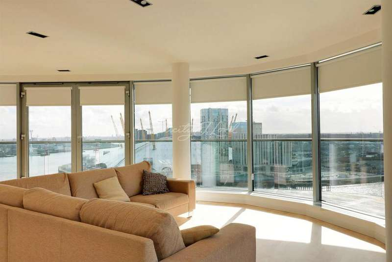 3 Bedrooms Flat for sale in New Providence Wharf, Canary Wharf, E14