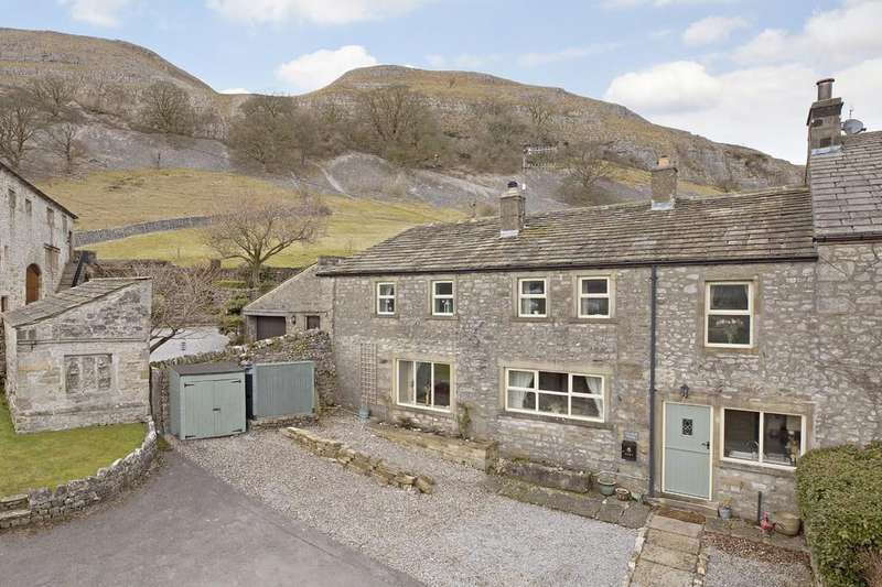 4 Bedrooms Semi Detached House for sale in Old Hall Cottage, Kilnsey