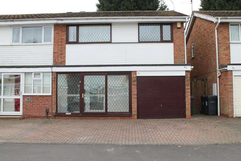 3 Bedrooms Semi Detached House for sale in Wood End, Handsworth Wood, Birmingham, B20