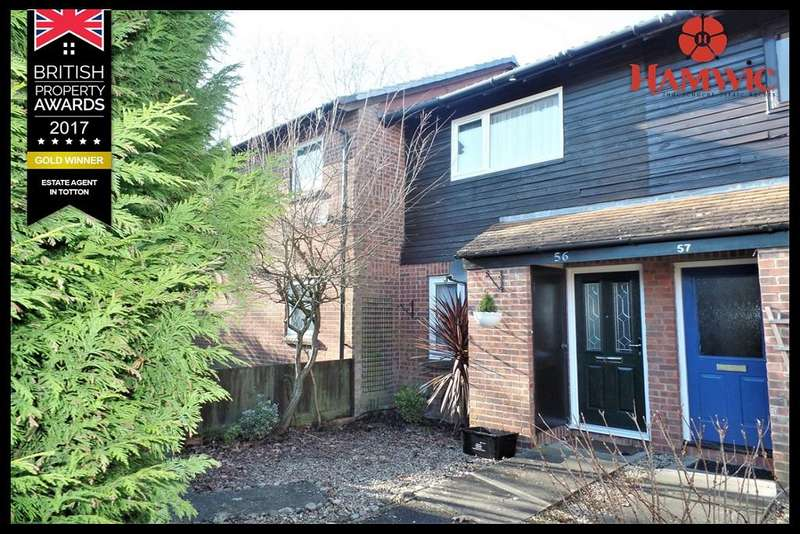 2 Bedrooms Terraced House for sale in Kingsley Gardens, Totton, Southampton SO40