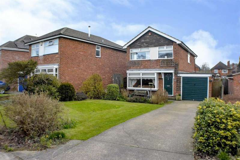 3 Bedrooms Detached House for sale in West Bank Wynd, Mansfield