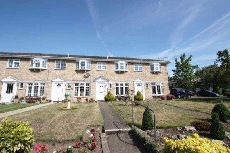 3 Bedrooms Terraced House for rent in Regency Drive, West Byfleet, Surrey
