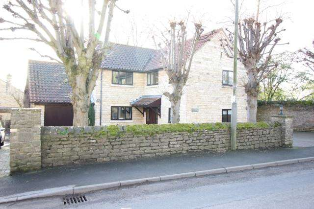 3 Bedrooms Detached House for sale in The Four Limes 27B High Street Whitwell Worksop