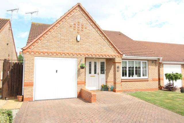2 Bedrooms Detached Bungalow for sale in 23 Acacia Close Worksop