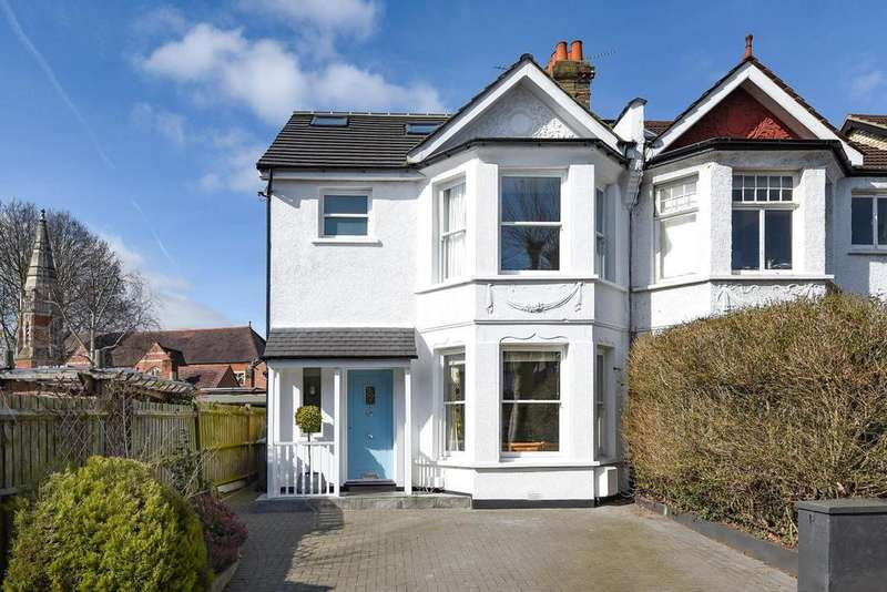 4 Bedrooms Terraced House for sale in Danvers Road, Crouch End