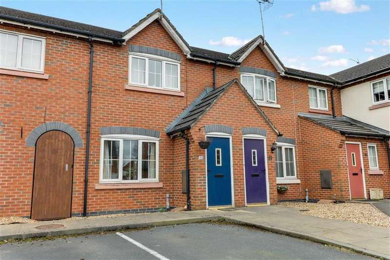 2 Bedrooms Mews House for sale in Sunnymill Drive, Sandbach