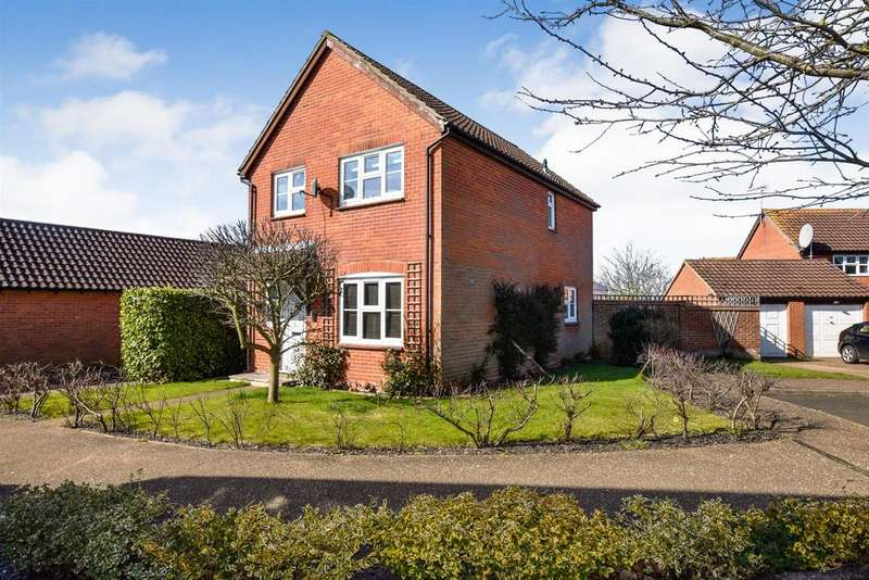 4 Bedrooms Detached House for sale in Culver Rise, South Woodham Ferrers, Chelmsford