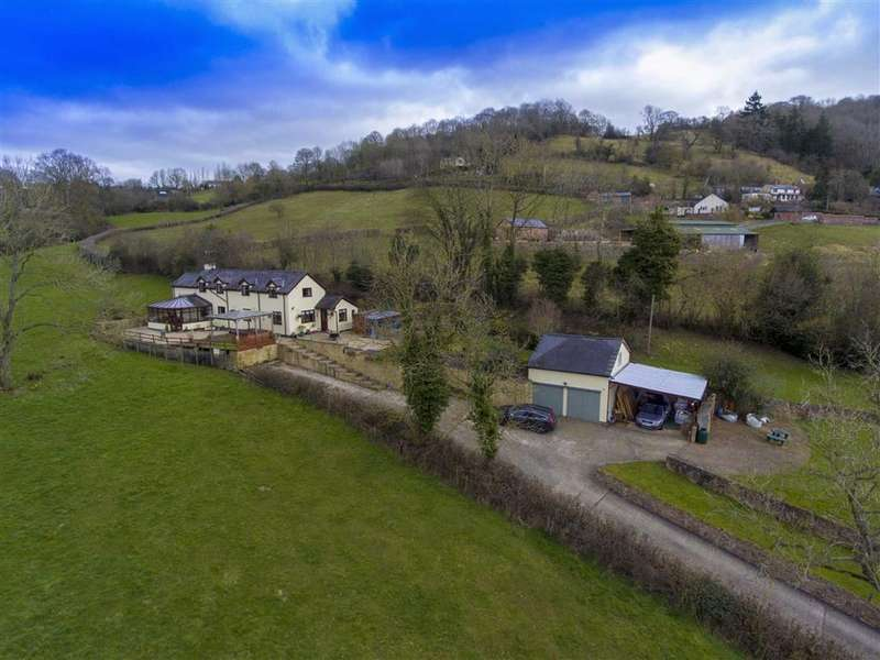 4 Bedrooms Cottage House for sale in Nantmawr