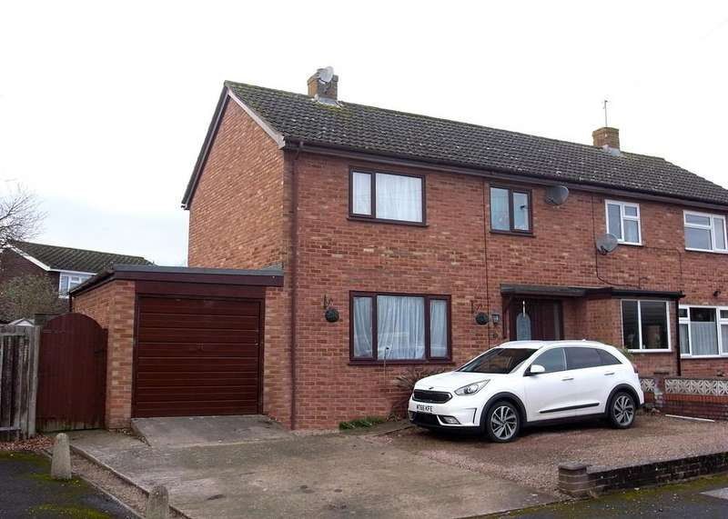 3 Bedrooms Semi Detached House for sale in Penny Lane, Guarlford