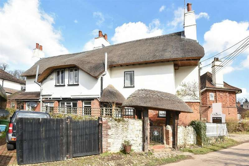 2 Bedrooms Cottage House for sale in Selborne, Alton, Hampshire