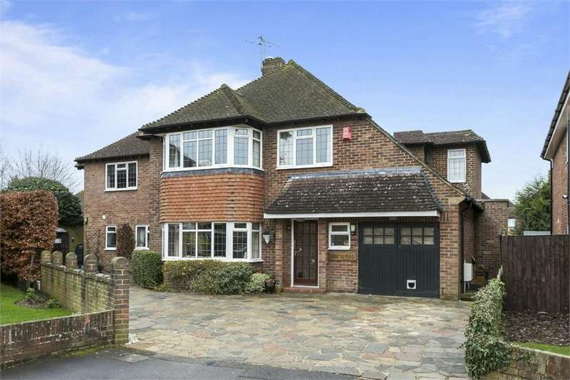 6 Bedrooms Detached House for sale in 15 Marlyns Close, Guildford, Surrey