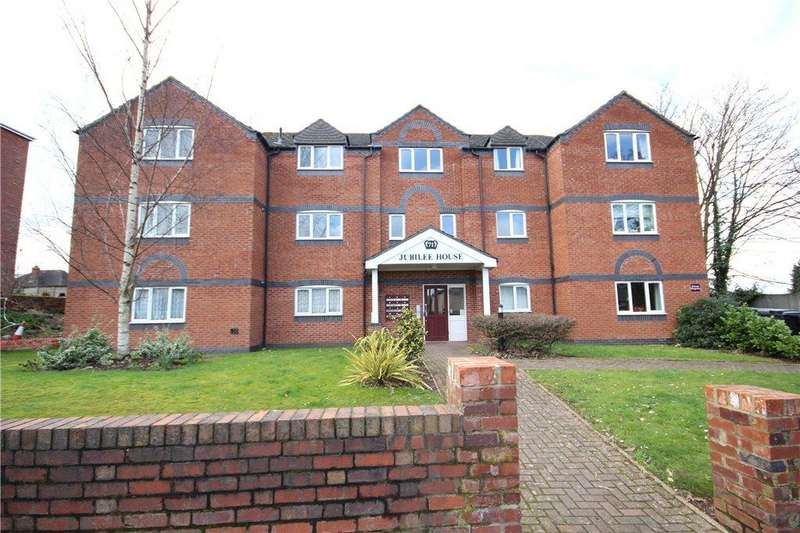 2 Bedrooms Apartment Flat for sale in Jubilee House, 71 Mayfield Road, Worcester, Worcestershire, WR3