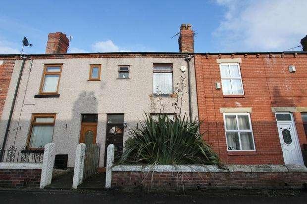 3 Bedrooms Terraced House for sale in Eleanor Street Wigan