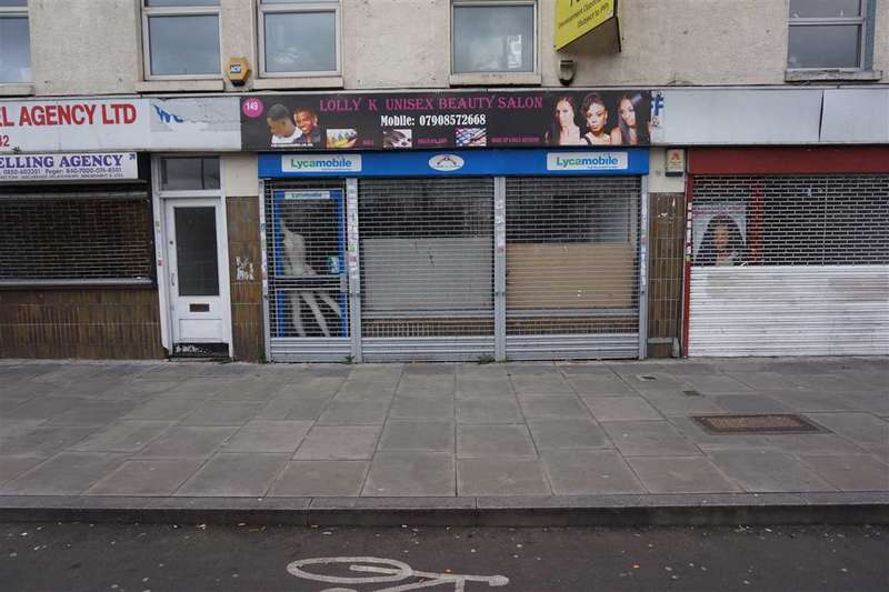 Commercial Property for sale in Plumstead Road, LONDON
