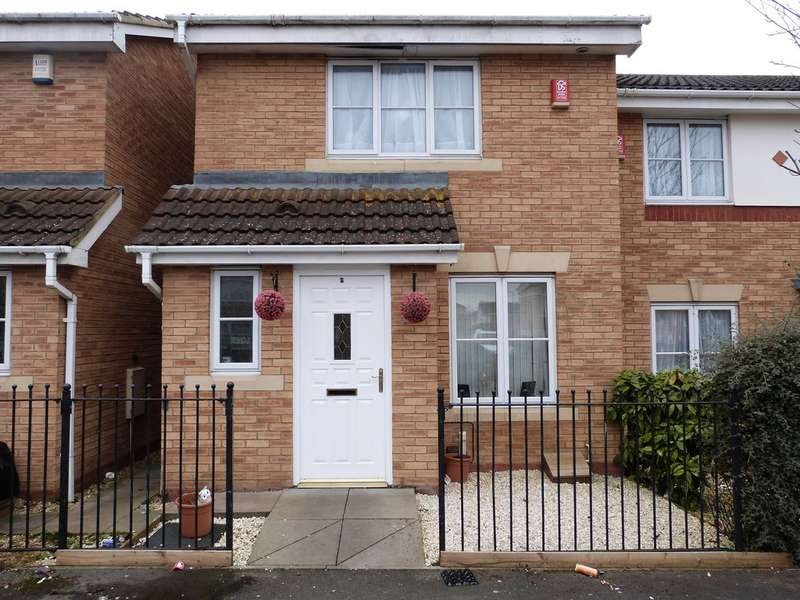 3 Bedrooms Semi Detached House for sale in Ince Castle Way, Gloucester GL1