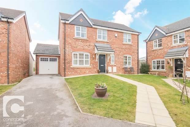 4 Bedrooms Detached House for sale in Lees Lane, Little Neston, Neston, Cheshire