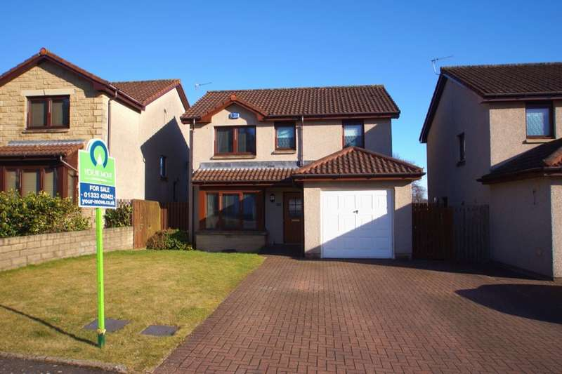 3 Bedrooms Detached House for sale in Cypress Lane, Leven, KY8