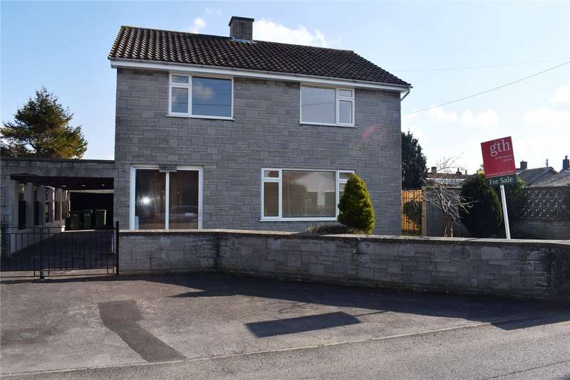 3 Bedrooms Detached House for sale in Overleigh, Street, Somerset, BA16