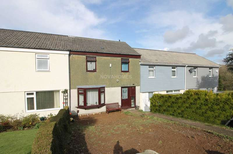 3 Bedrooms Terraced House for sale in Yewdale Gardens, Estover, PL6 8TJ