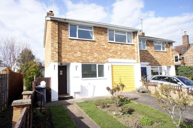 3 Bedrooms Semi Detached House for sale in Paddock Road, Caversham