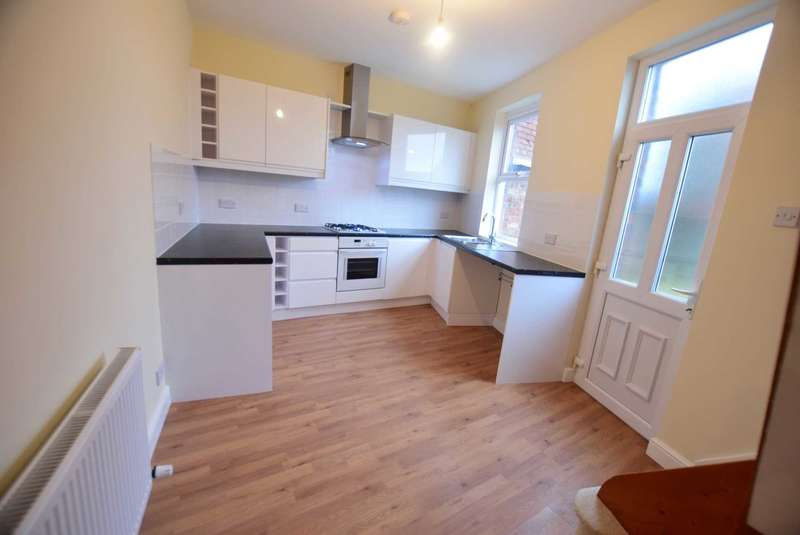 3 Bedrooms Terraced House for sale in Weeton Road, Wesham