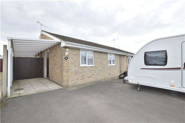 2 Bedrooms Semi Detached Bungalow for sale in Kayte Lane, Bishops Cleeve, GL52 8AT