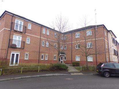 2 Bedrooms Flat for sale in Laindon, Basildon, Essex
